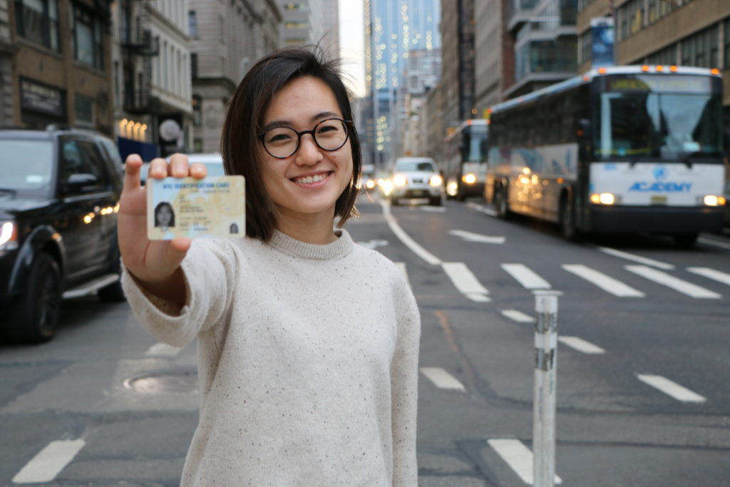 non driver id ny for minor